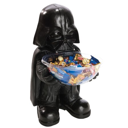 Star Wars - Darth Vader Candy Bowl and Holder](Halloween Candy Bowl Holder)