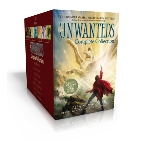 - The Unwanteds Complete Collection : The Unwanteds; Island of Silence; Island of Fire; Island of Legends; Island of Shipwrecks; Island of Graves; Island of Dragons