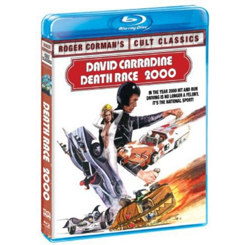 Death Race 2000 (Blu-ray) (Widescreen)