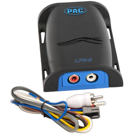 PAC LP3-2 2-Channel Adjustable High-Power Line Output Converter with Removeable