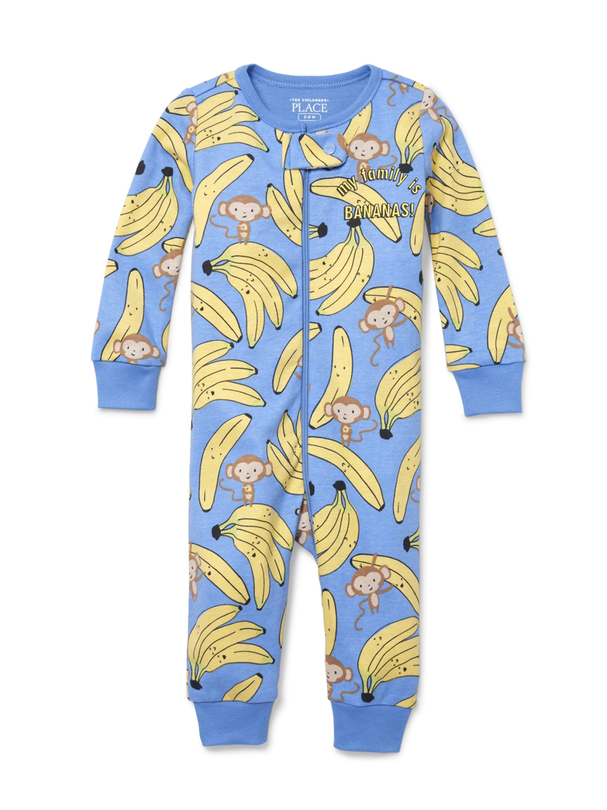 Long Sleeve Snug-Fit Footless Stretchie Pajama (Baby Boys & Toddler Boys)