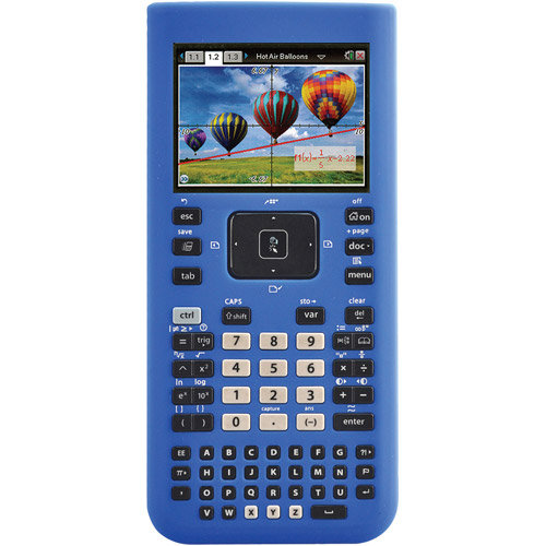 Guerrilla Silicone Case for Texas Instruments TI Nspire CX/CX CAS Graphing Calculators, Available in Multiple Colors