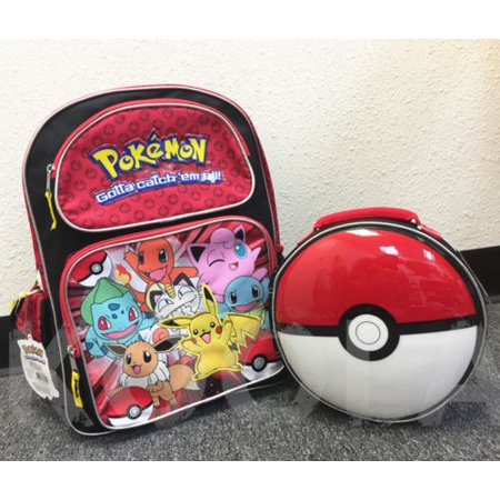 Pokemon Backpack 16