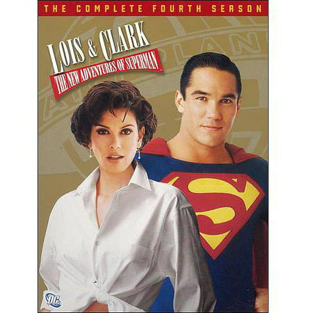 Lois And Clark: The New Adventures Of Superman - The Complete Fourth Season (Full