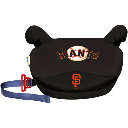 MLB Licensed No Back Booster Car Seat Collection