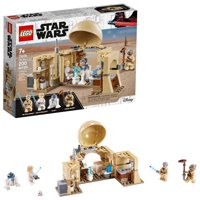 Star Wars: A New Hope Obi-Wans Hut 75270 Adventure Building Toy for Children 7+ (200 pieces)