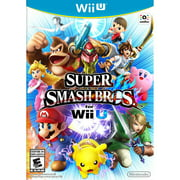 Super Smash Brothers (Wii U)