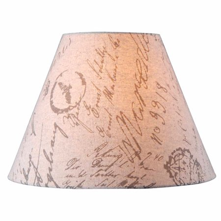 Kenroy Home Style Match French Print Shade ()