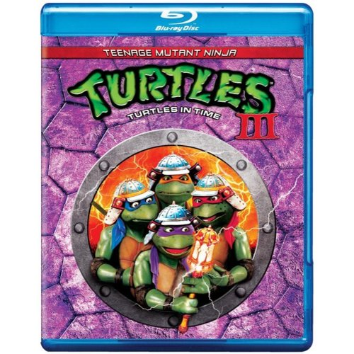 Teenage Mutant Ninja Turtles III: Turtles In Time (Blu-ray) (Widescreen)