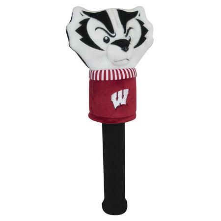 Team Effort Wisconsin Badgers Golf Mascot Headcover Missouri Mascot Headcover