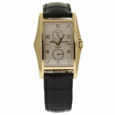 Pre-Owned Patek Philippe Gondolo 5100J-00 Gold Watch (Certified Authentic & Warranty)