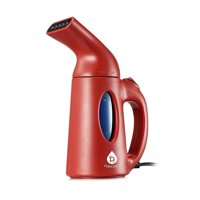 Pursonic Fabric Steamer in Red