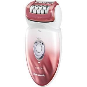 Panasonic Women's Multi-Functional Wet/Dry Shaver & Epilator with Pedicure Buffer