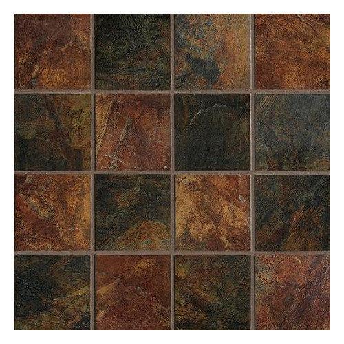 Marazzi Imperial Slate 6'' x 6'' Ceramic Field Tile in Imperial Mix