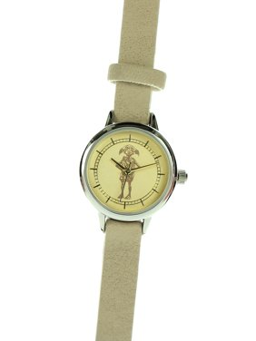 Product Image Official Harry Potter Hogwarts Dobby the House Elf Retro  Style Wristwatch 57388495e