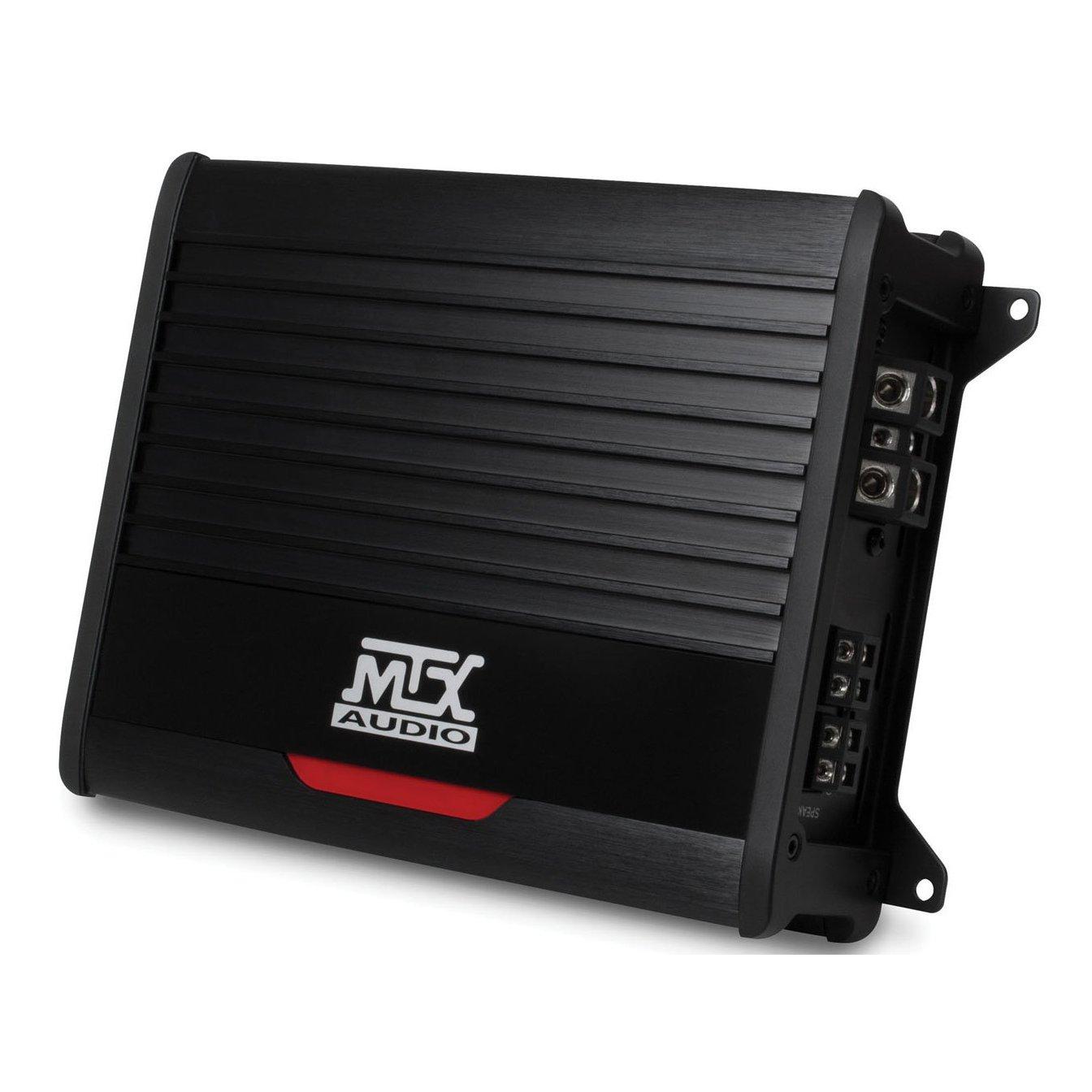 MTX 500 Watt RMS Power Mono D Bass Stereo Car Audio Amplifier | THUNDER500.1