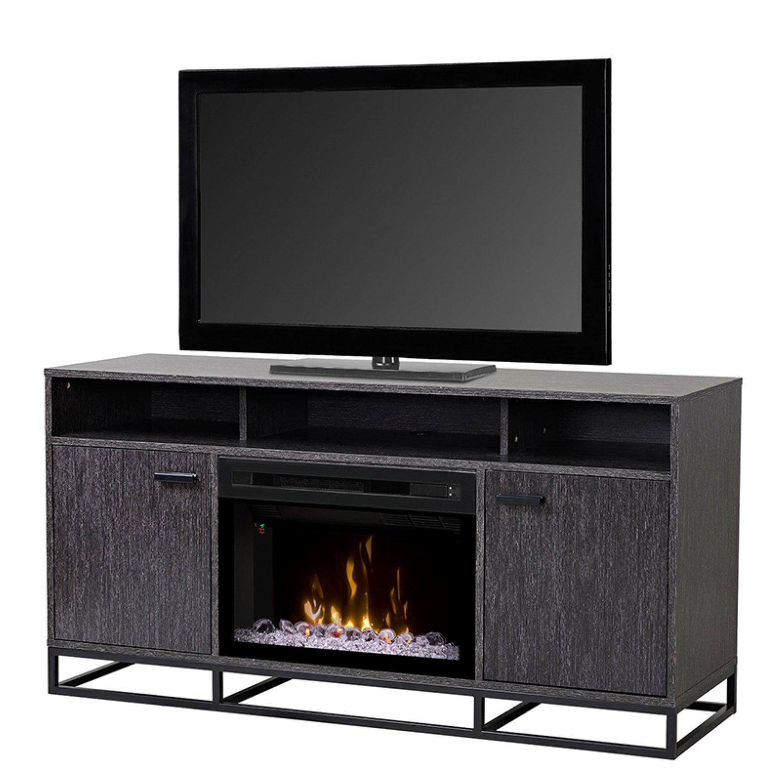 Dimplex Reily Electric Fireplace Tv Stand Walmart Com