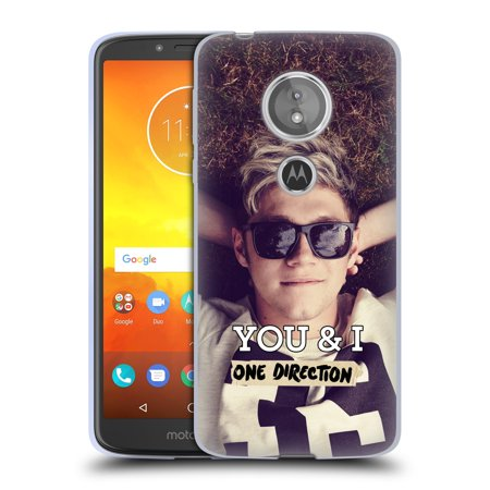 OFFICIAL ONE DIRECTION MIDNIGHT SOFT GEL CASE FOR MOTOROLA