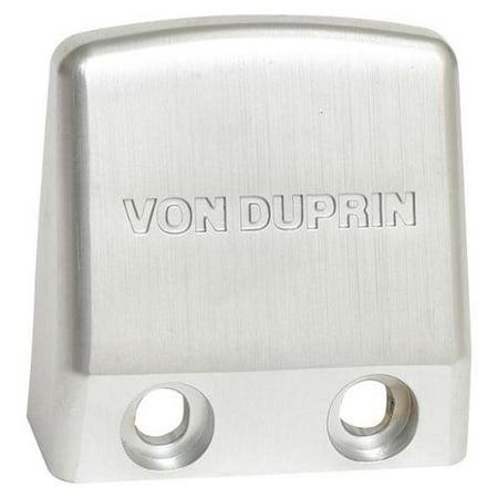 VON DUPRIN 050014 US26D Surface Exit Rod Kit, Satin Chrome