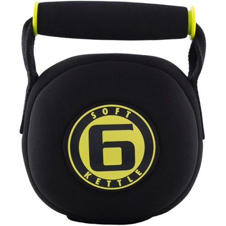 Gold's Gym 6 lb Soft Kettle Bell