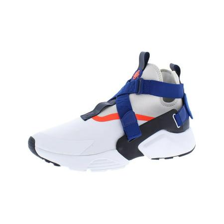 Nike Womens Air Huarache City Fitness Performance Basketball Shoes