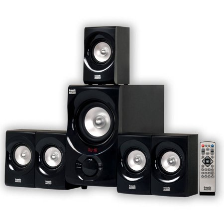 Acoustic Audio AA5171 5.1 Surround Sound Home Entertainment System