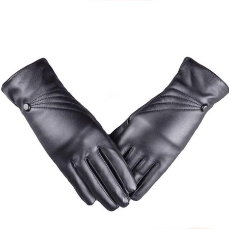 Cashmere Extra Long Gloves (Women Leather Winter Gloves Cashmere )