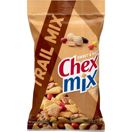 Chex Mix Snack Mix Trail Mix, 8.75 oz Bag