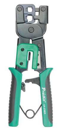 Eclipse 300-063 Ratcheted Modular Plug Crimper by Eclipse