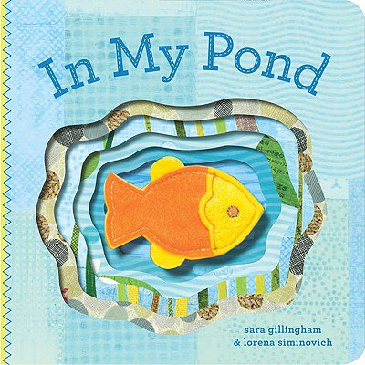 In My Pond (Board Book)](My Little Pony Creator Halloween)