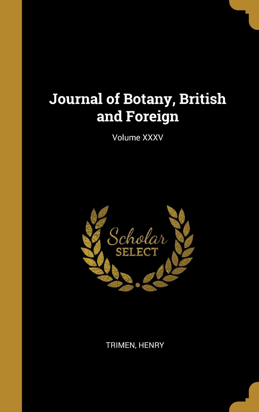 Botanical Scientific Journals
