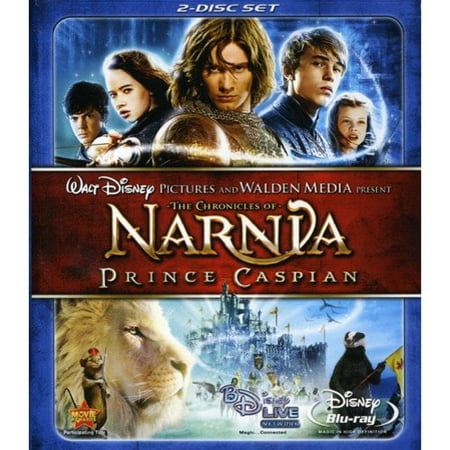 The Chronicles of Narnia: Prince Caspian (Two Disc Edition + BD-Live)  [Blu-ray] - Narnia Peter Sword