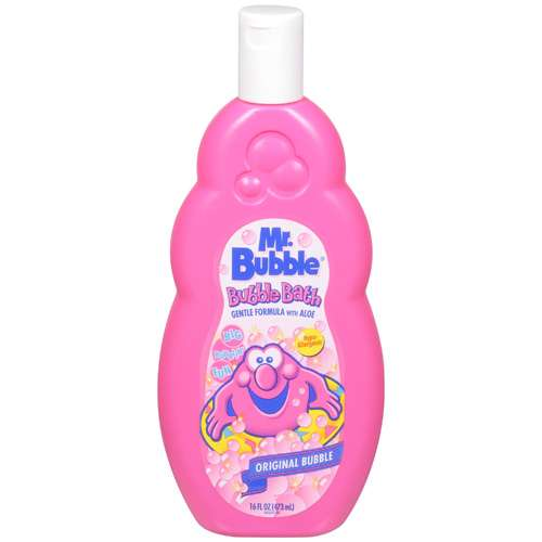 Mr. Bubble: Original Bubble Bubble Bath, 16 fl oz