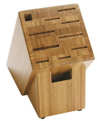 Shun Bamboo Block w/ 11 Slot