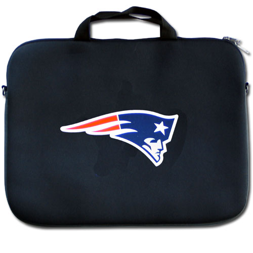New England Patriots Official NFL Laptop Bag by Siskiyou 399053