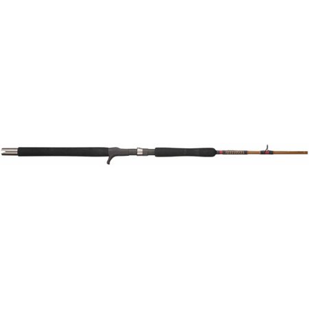 Shakespeare ugly stik tiger lite jigging casting rod for Shakespeare tiger fishing reel