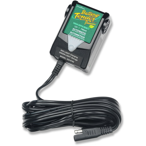 Battery Tender Junior High-Efficiency 12V Charger