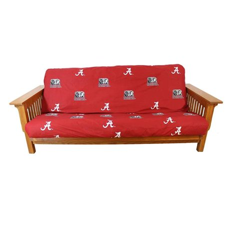 College Covers Wvafcl West Virginia Mountaineers Futon Cover Full Size Fits 6 8 In