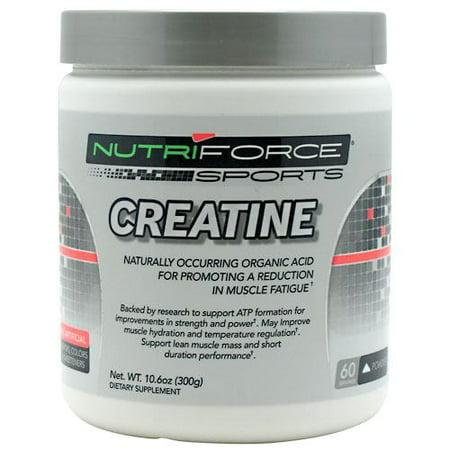 Nutriforce Sports Créatine - 60 Portions