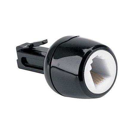 Softalk 35051 Cord Detangler Black