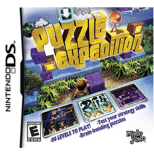 Puzzle Expedition (DS) - Pre-Owned