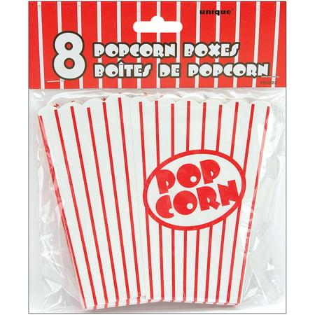 Small Popcorn Boxes, 5