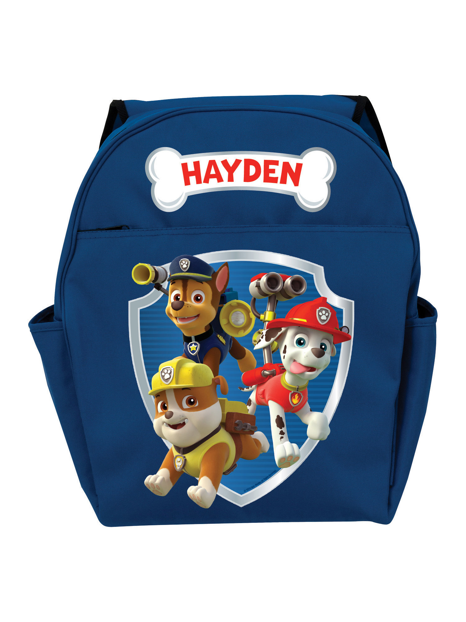 Personalized PAW Patrol Toddler Backpack - Walmart.com d268e766c397c