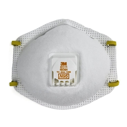 3M 0 Particulate Respirator N95 7185 by 3M