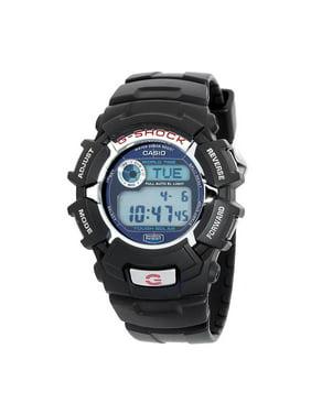 411084a7e8b9 Product Image Casio Men s G-Shock Solar-Powered Black Resin Sport Watch