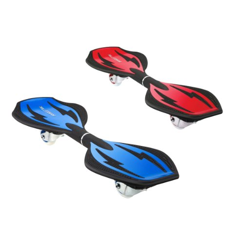 Razor RipStik Ripster Casterboard in Blue and Red (2 Pack)