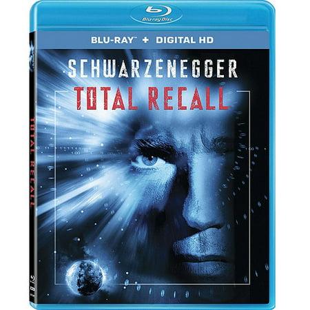 Total Recall  Blu Ray   Digital Hd   With Instawatch   Widescreen