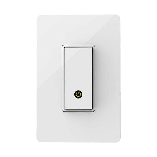 Belkin Wemo Wi-Fi Smart Light Switch