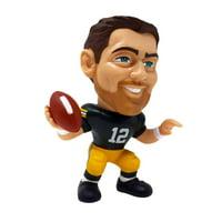 Aaron Rodgers Green Bay Packers Big Shot Baller Figurine - No Size