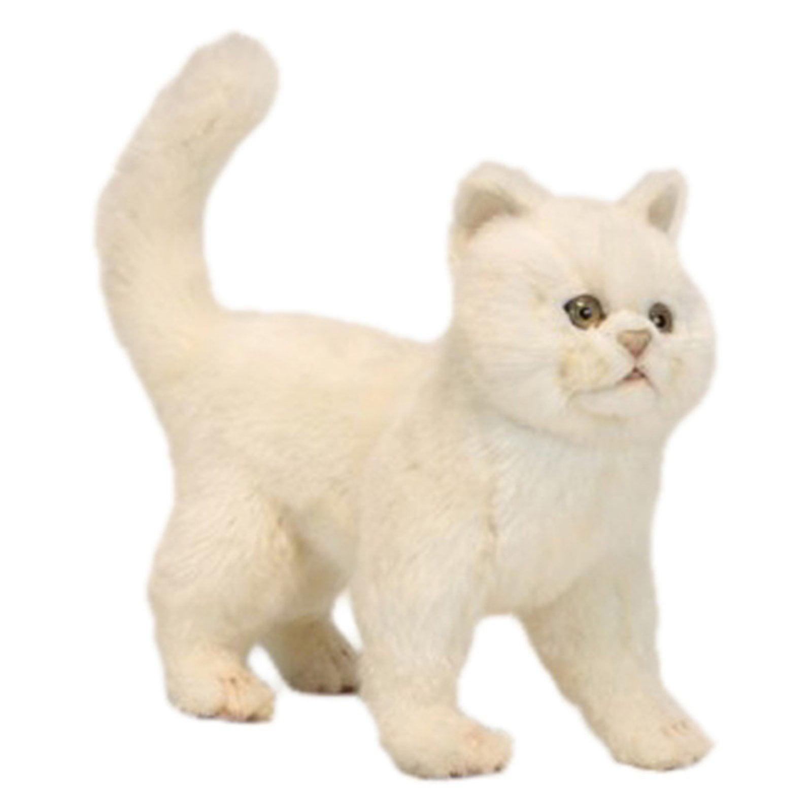Hansa Crème Kitten Plush Toy by Hansa